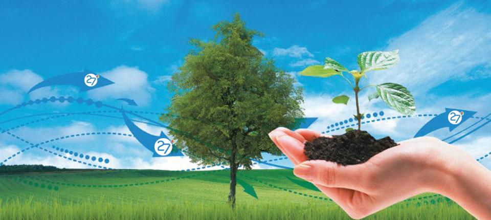 Direttiva 27, il vento della sostenibilità del pianeta